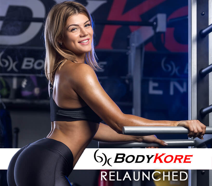 BodyKore Relaunched