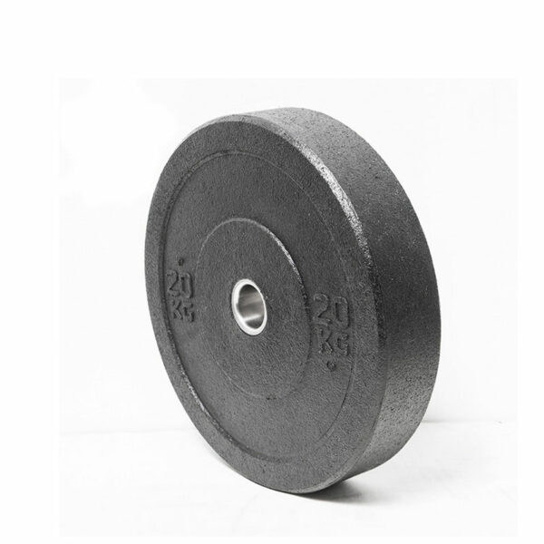 China-Hi-Temp-Olympic-Rubber-Bumper-Weigh-Plate-Supplier