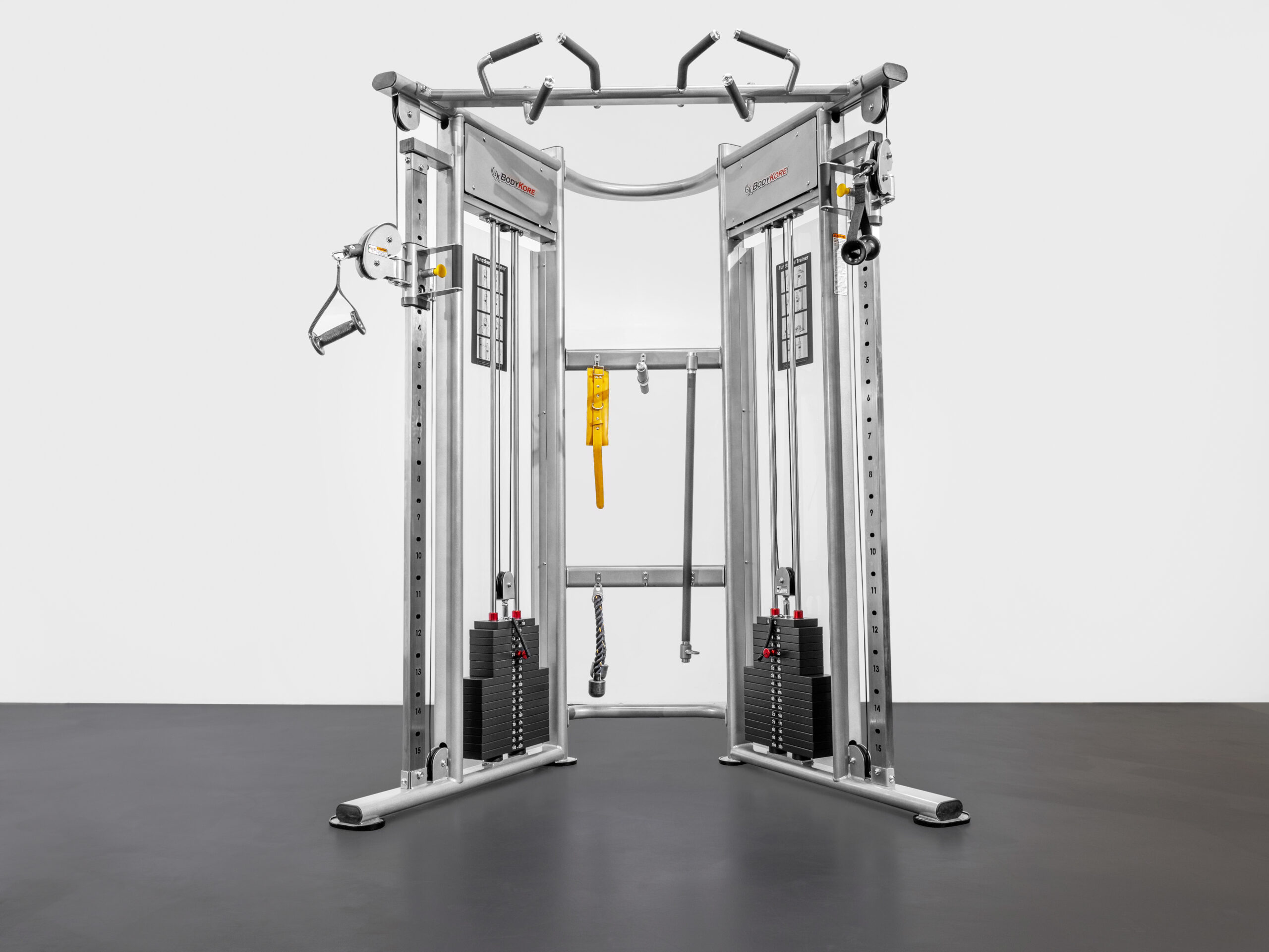 Dual Adjustable Pulley System- Functional Trainer- MX1161