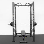 SQUAT RACK AND BENCH PACKAGE-2