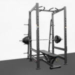 SQUAT RACK AND BENCH PACKAGE-3